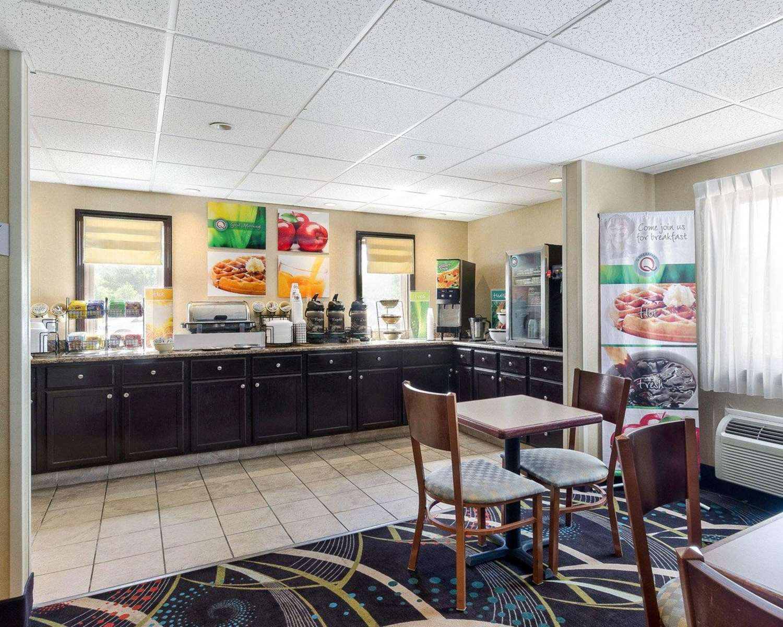 Restaurant - Quality Inn Marlborough