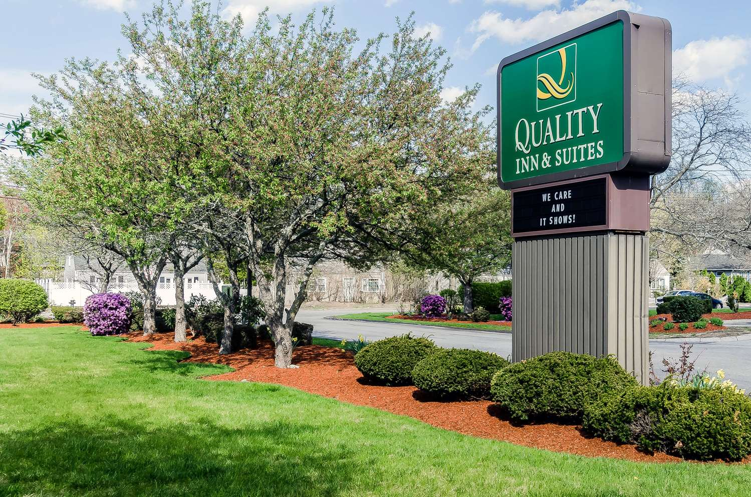 Exterior view - Quality Inn & Suites Lexington