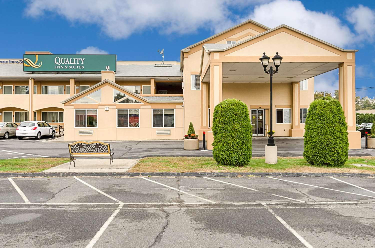 Exterior view - Quality Inn & Suites Northampton