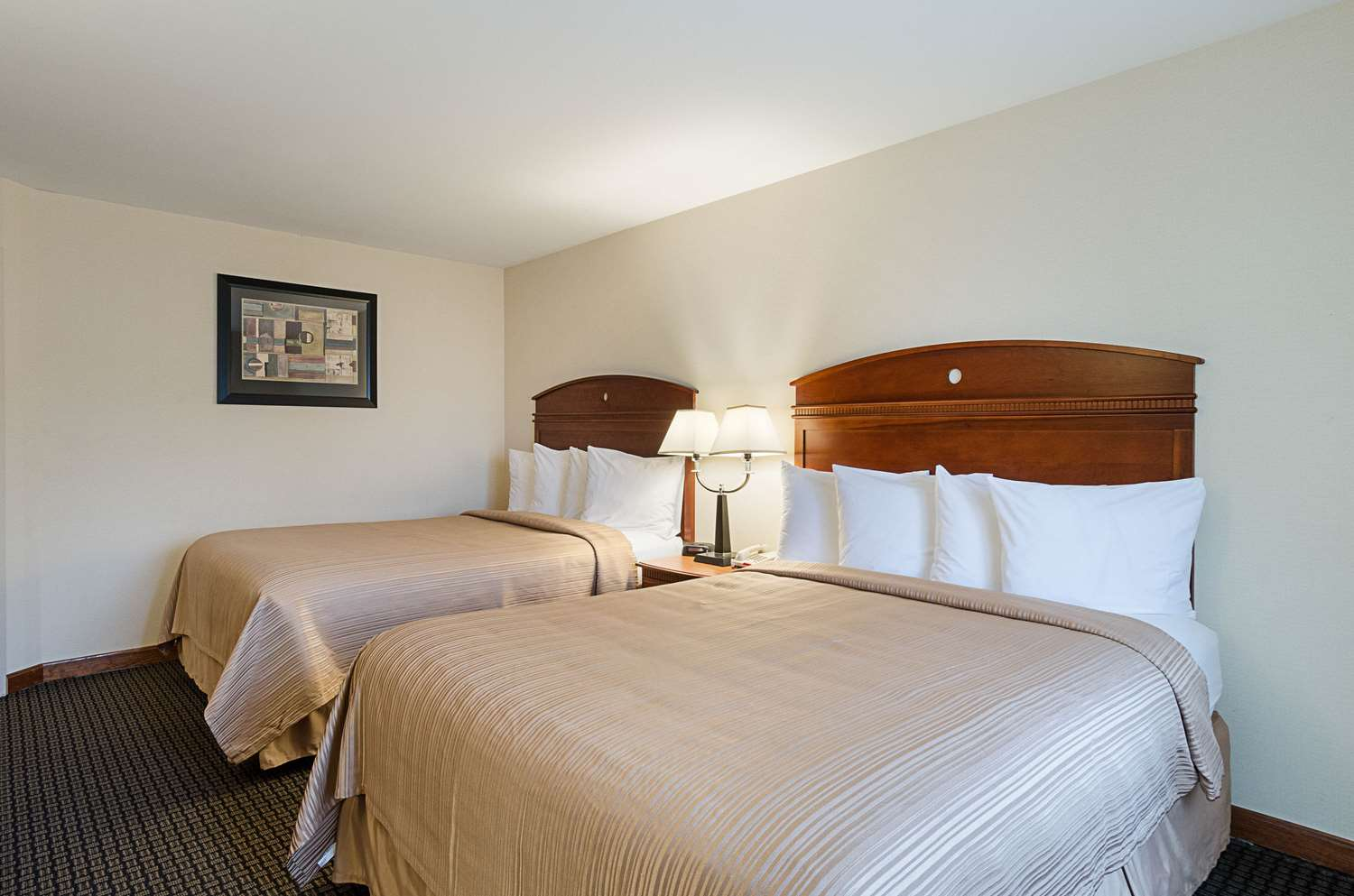 Suite - Quality Inn & Suites Northampton