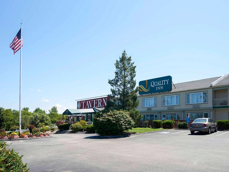 Exterior view - Quality Inn Bourne