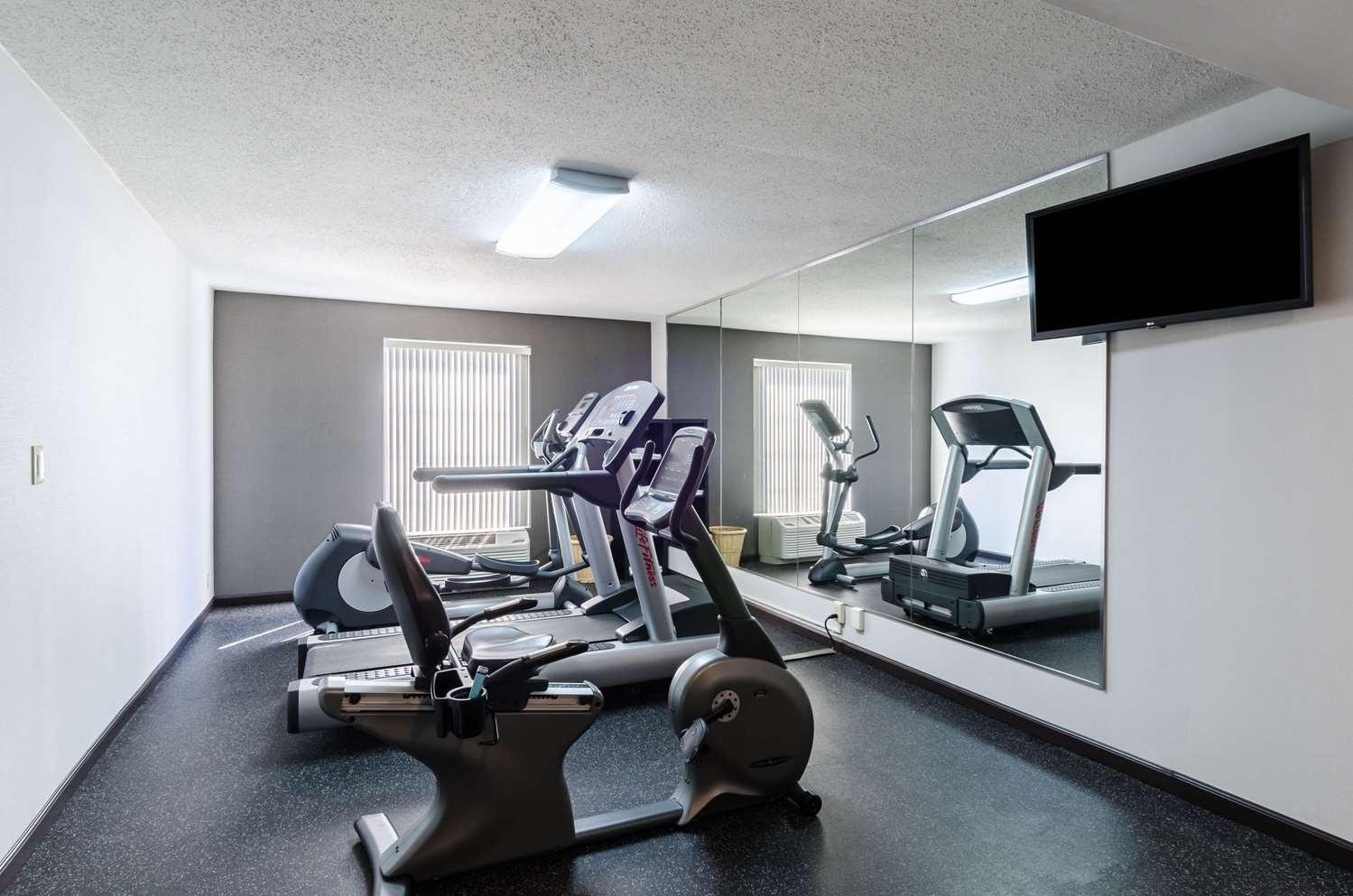 Fitness/ Exercise Room - Comfort Inn Randolph