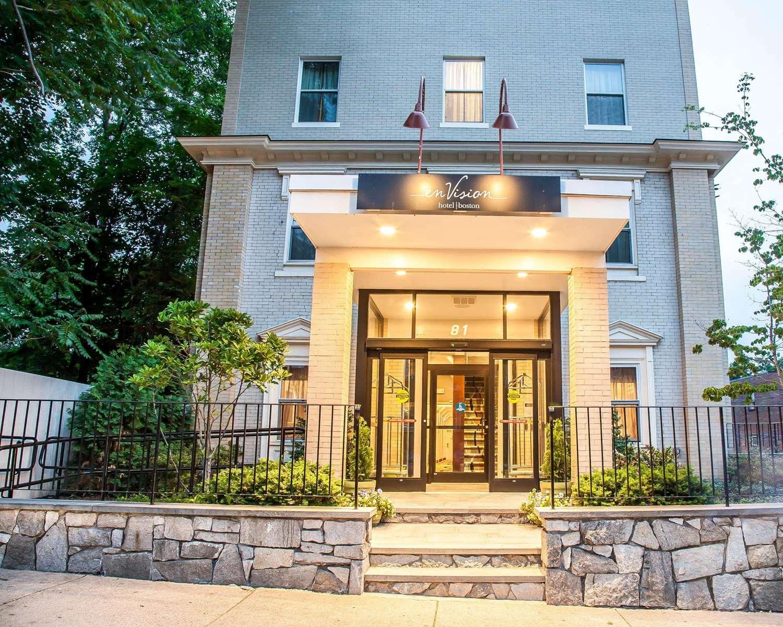 Exterior view - enVision Hotel Boston
