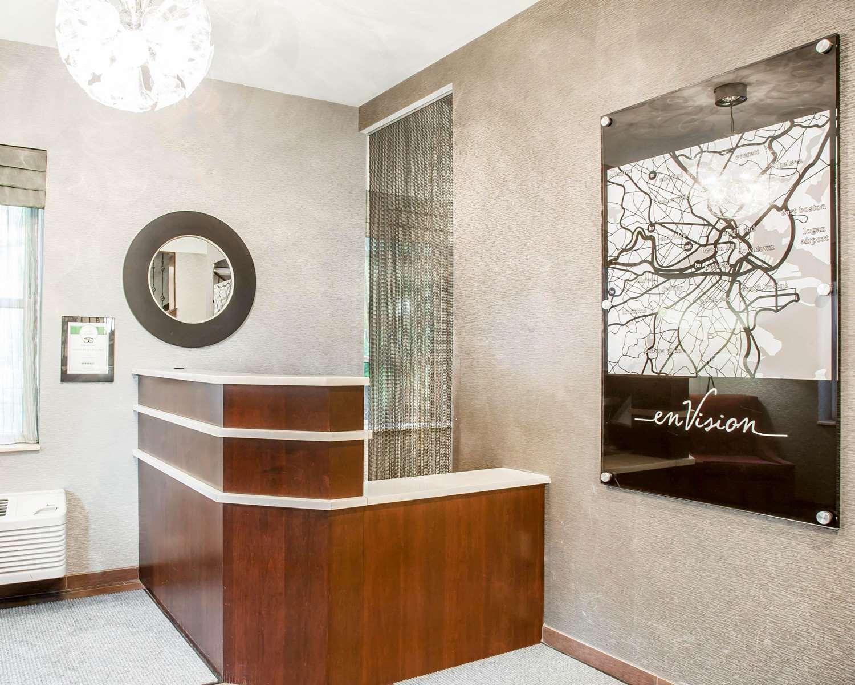 Lobby - enVision Hotel Boston