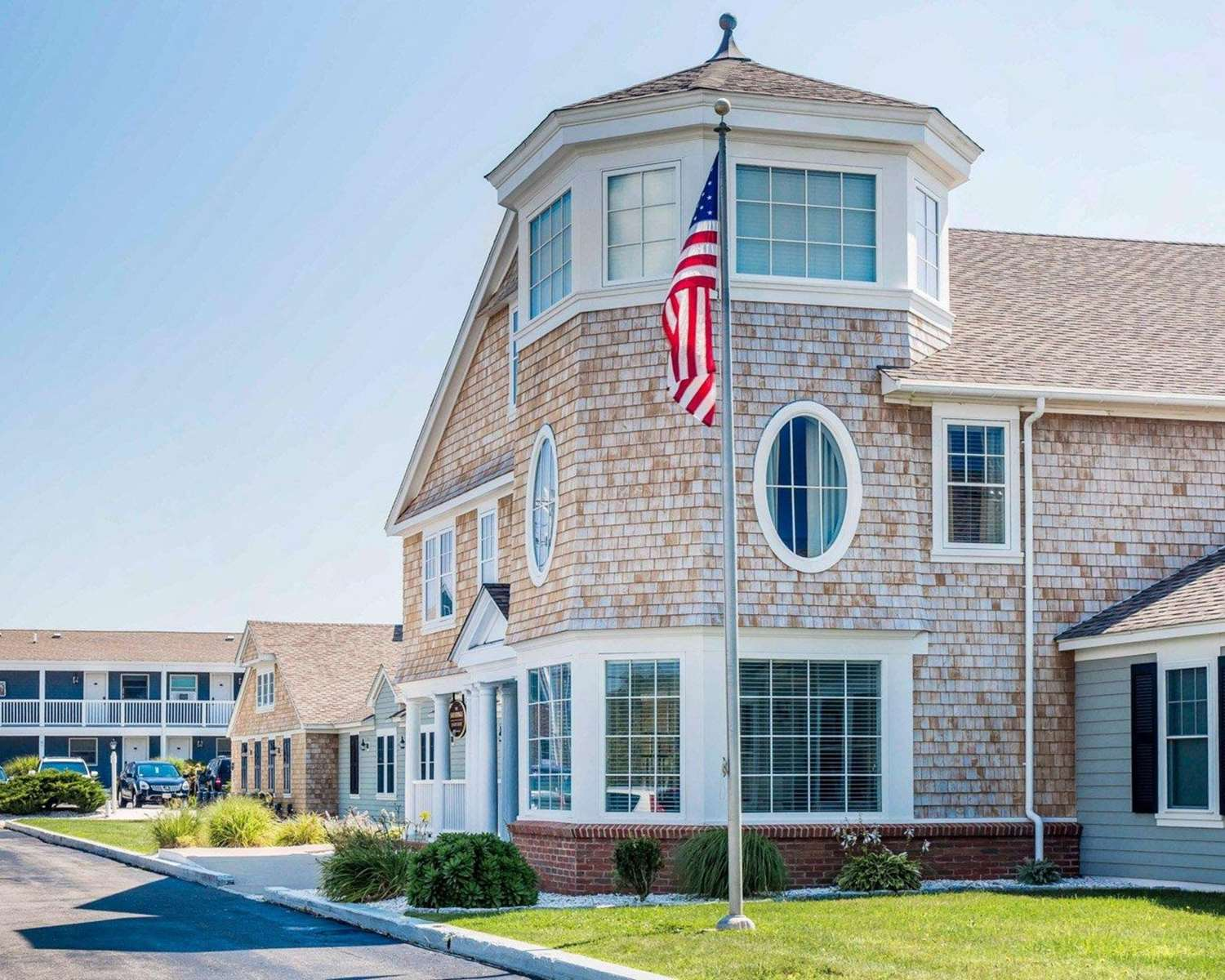 Exterior view - Soundings Seaside Resort by Bluegreen Vacations