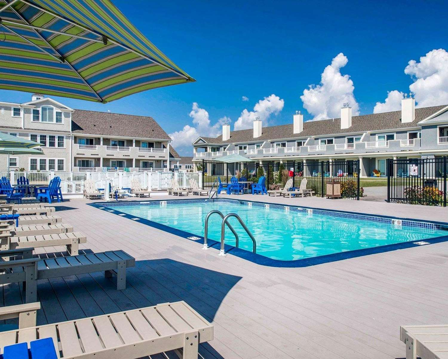 Pool - Soundings Seaside Resort by Bluegreen Vacations