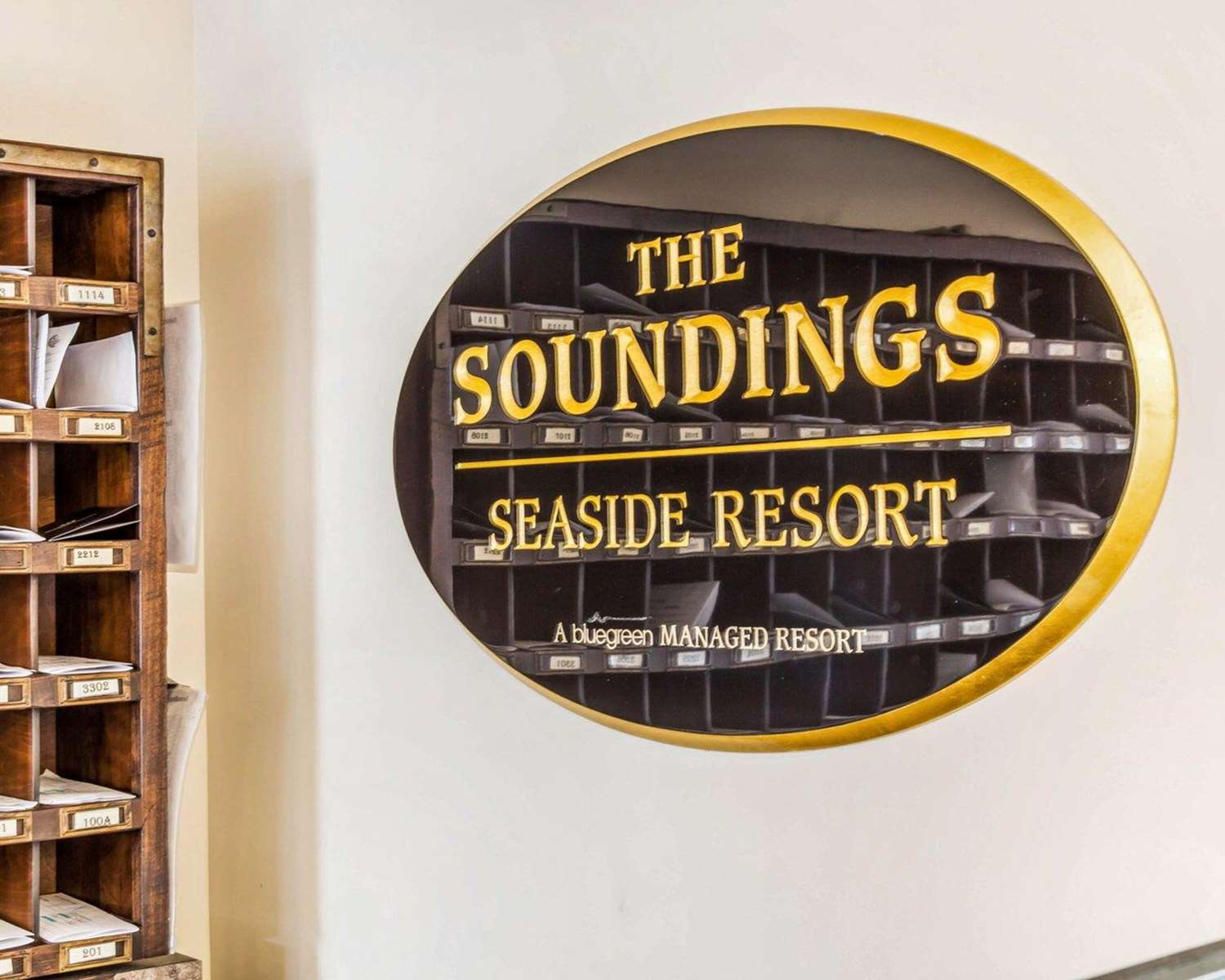 Lobby - Soundings Seaside Resort by Bluegreen Vacations