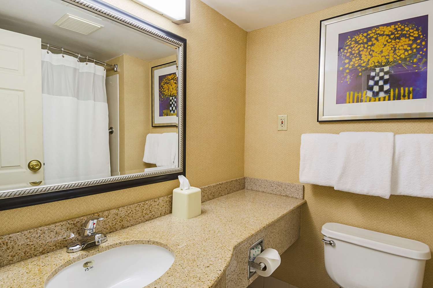 Room - Quality Inn Revere