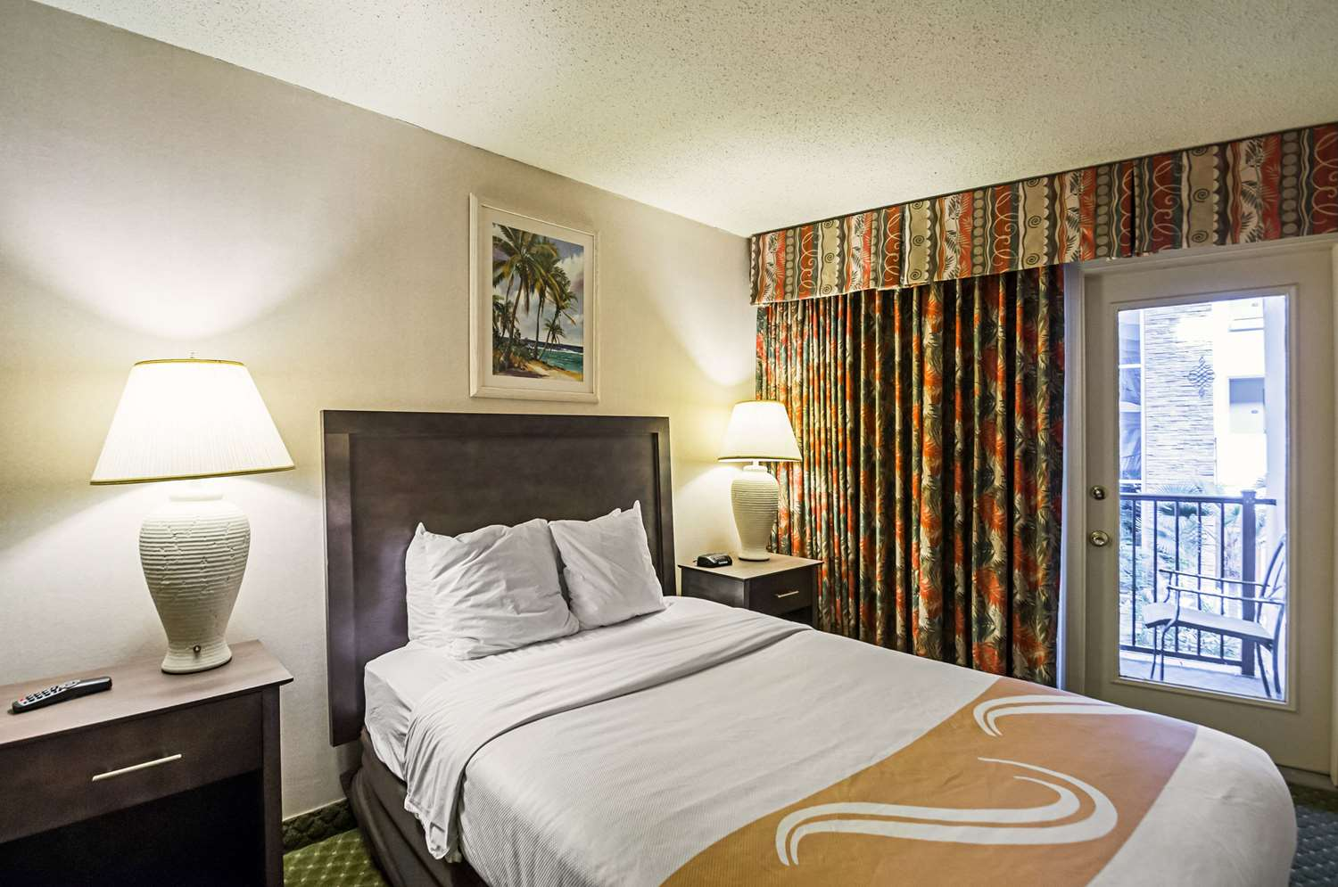 Room - Quality Inn Oceanfront Ocean City