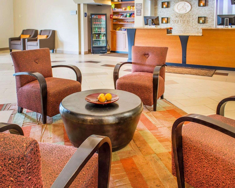 Lobby - Comfort Suites Waldorf