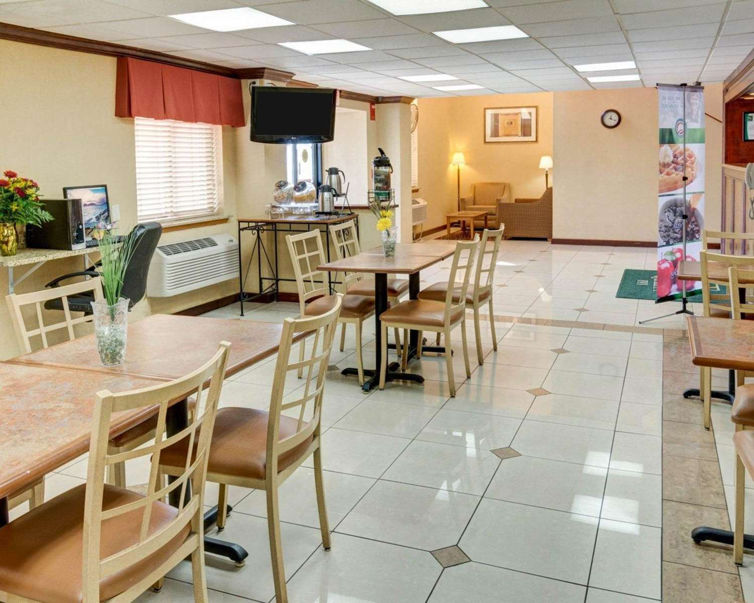 Restaurant - Quality Inn Fort Meade-Savage Mill Jessup