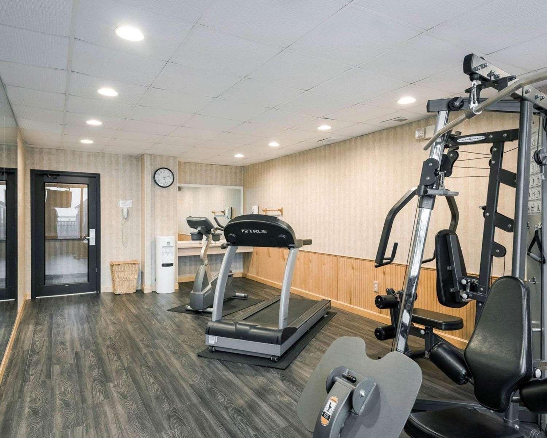Fitness/ Exercise Room - Comfort Inn Gold Coast Ocean City