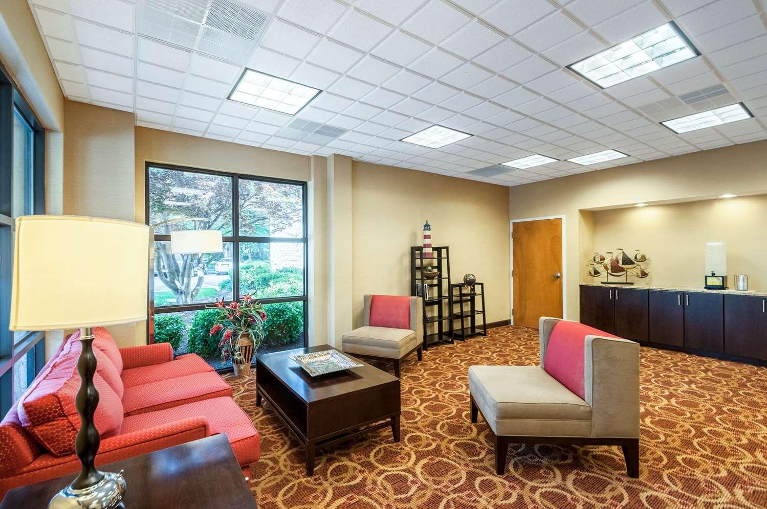 Lobby - Comfort Inn Annapolis
