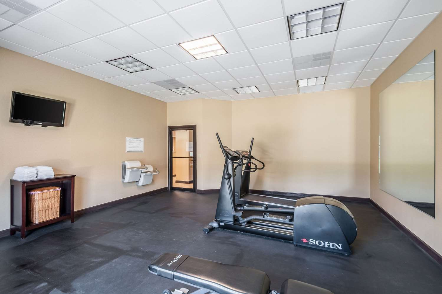 Fitness/ Exercise Room - Comfort Inn Annapolis