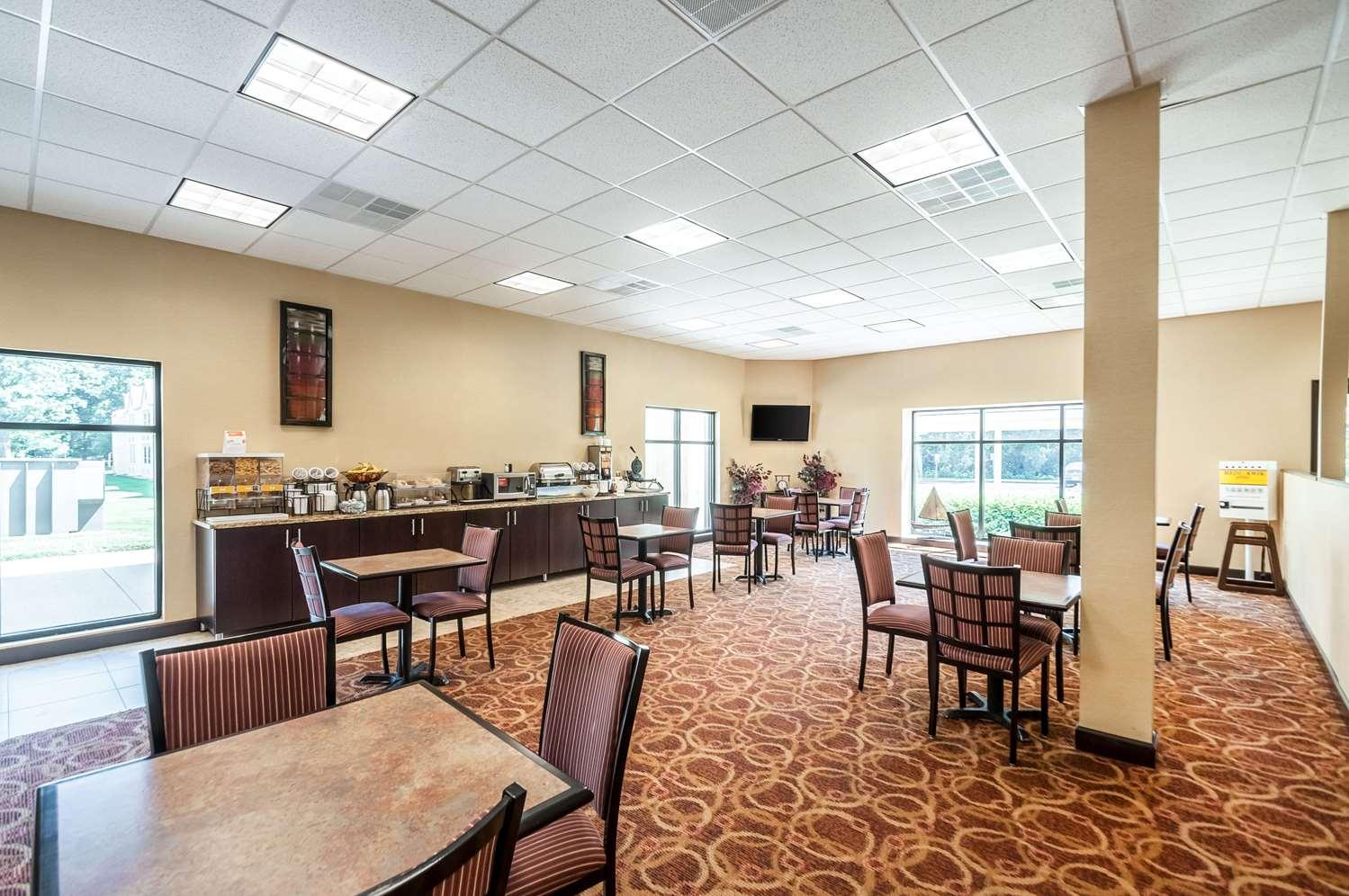 Restaurant - Comfort Inn Annapolis