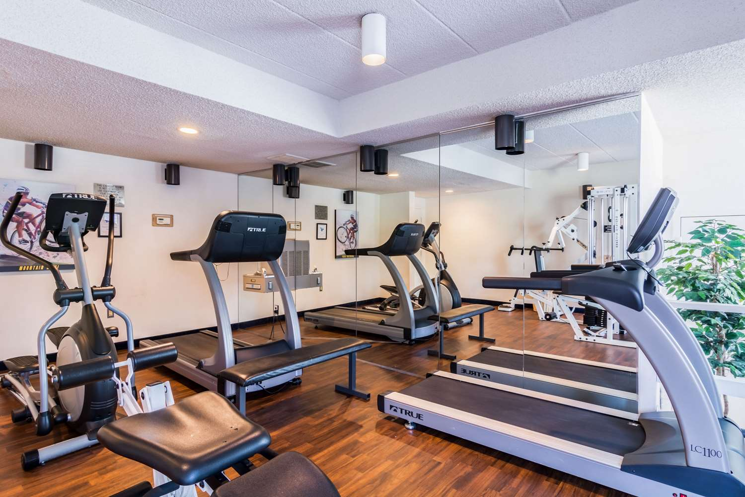 Fitness/ Exercise Room - Comfort Inn at Andrews AFB Clinton