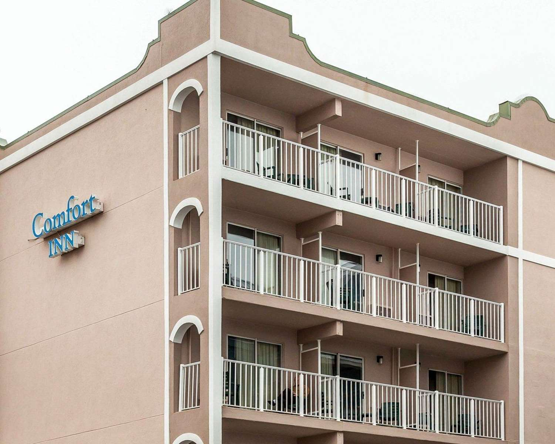 Exterior view - Comfort Inn Boardwalk Ocean City