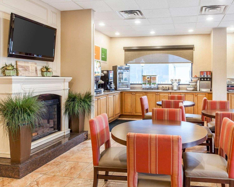 Restaurant - Comfort Inn Boardwalk Ocean City