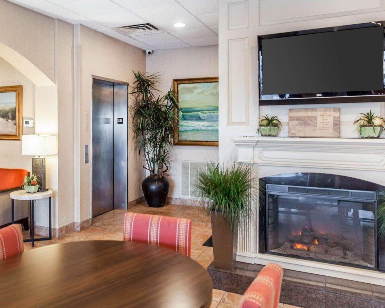 Lobby - Comfort Inn Boardwalk Ocean City