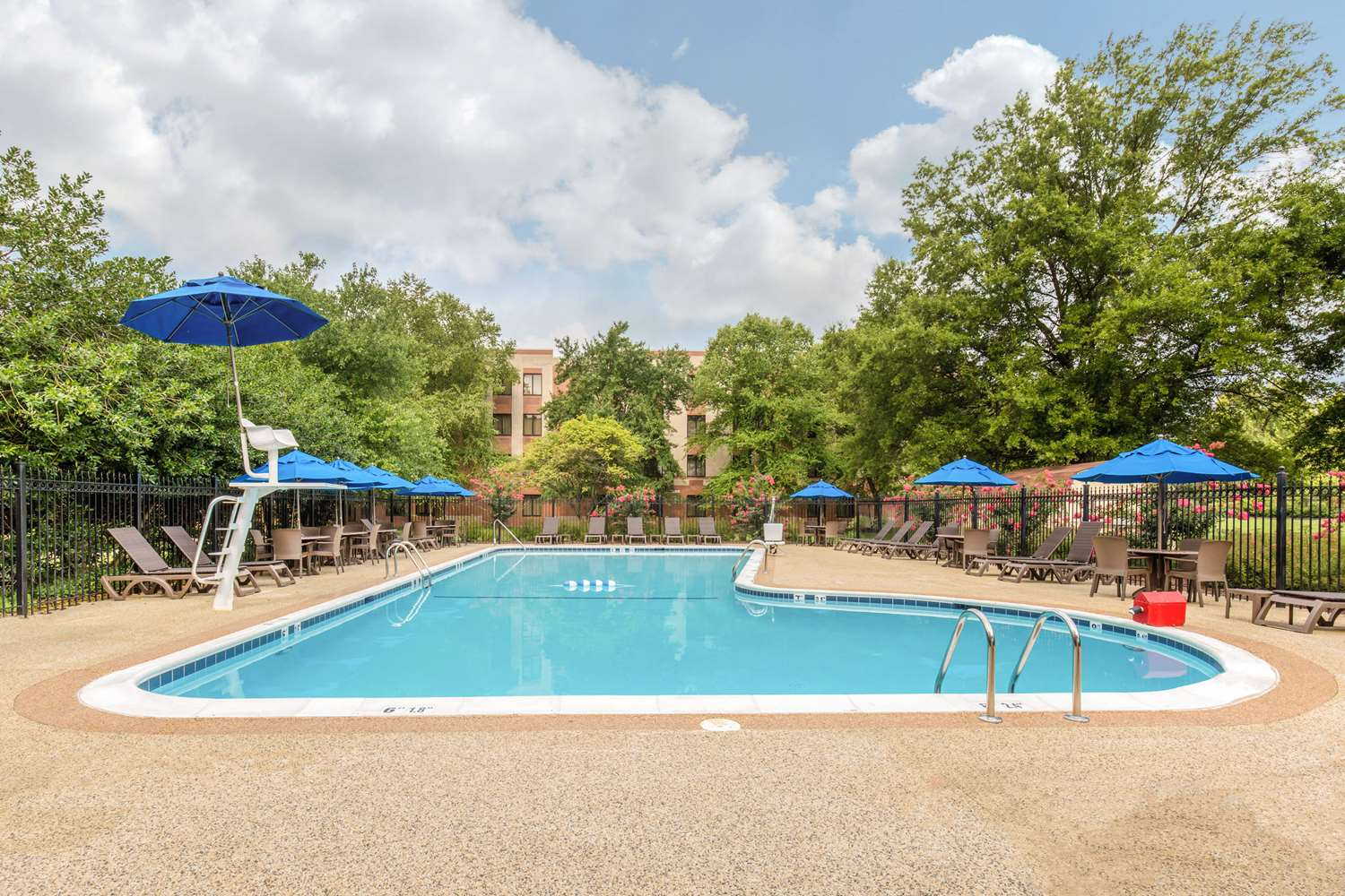 Pool - Comfort Inn Conference Center Hotel Bowie