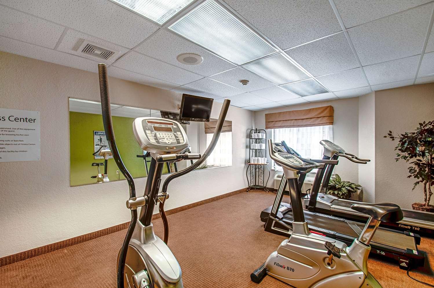 Fitness/ Exercise Room - Sleep Inn Frederick