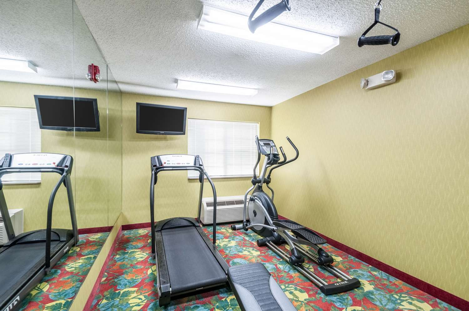 Fitness/ Exercise Room - MainStay Suites Frederick