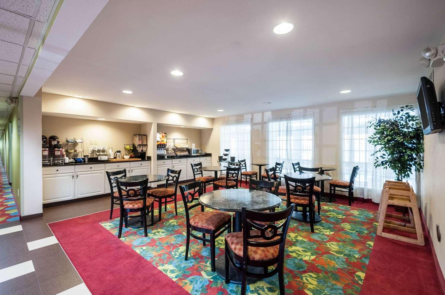 Restaurant - MainStay Suites Frederick