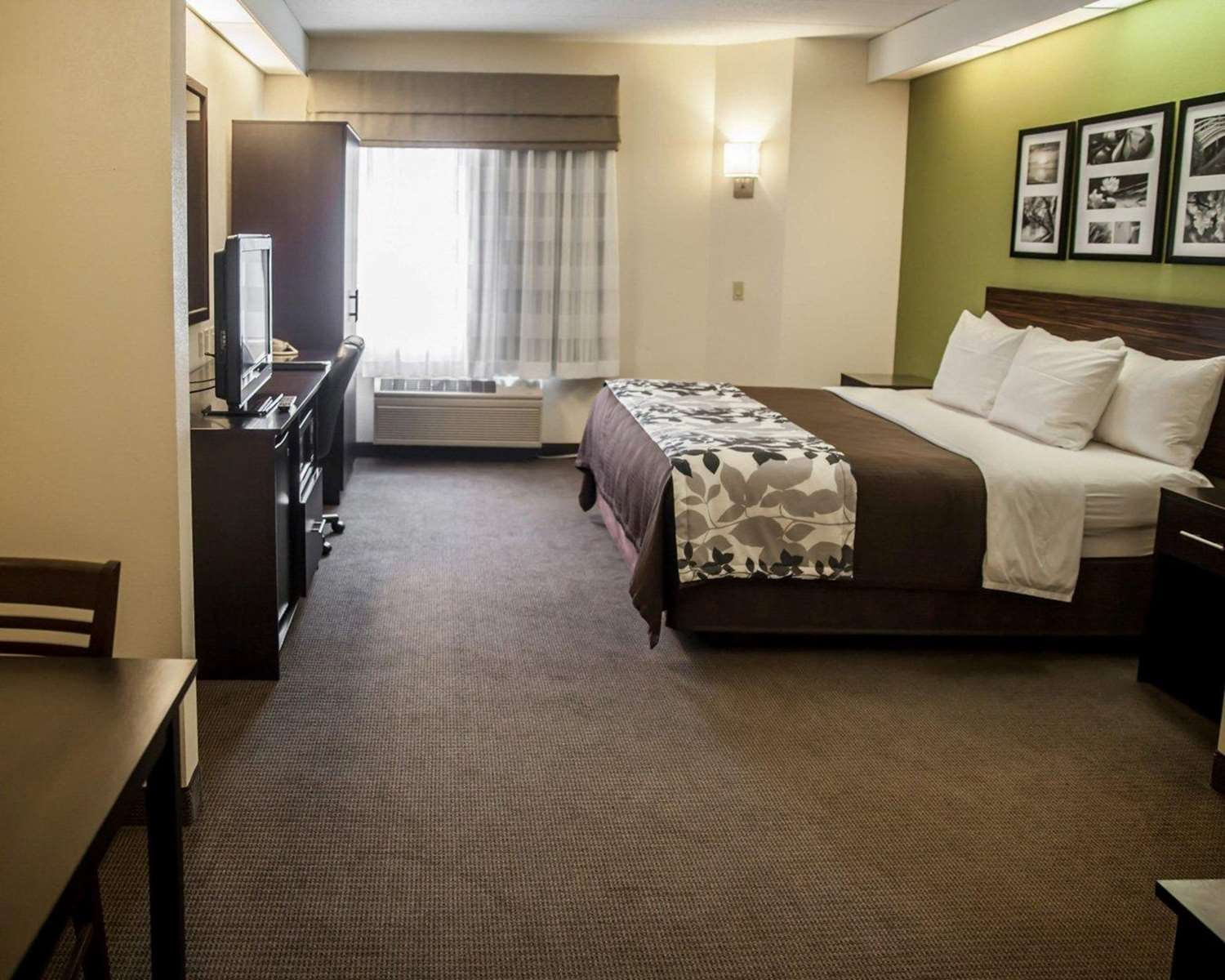 Suite - Sleep Inn & Suites Hagerstown