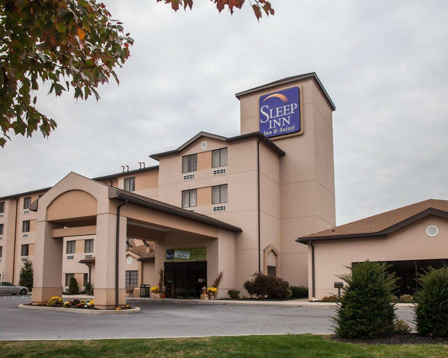 Exterior view - Sleep Inn & Suites Hagerstown