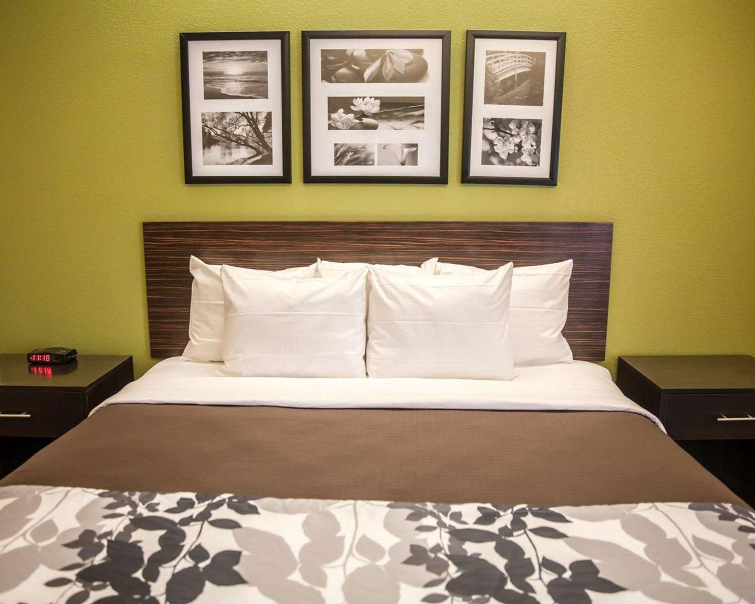 Room - Sleep Inn & Suites Hagerstown