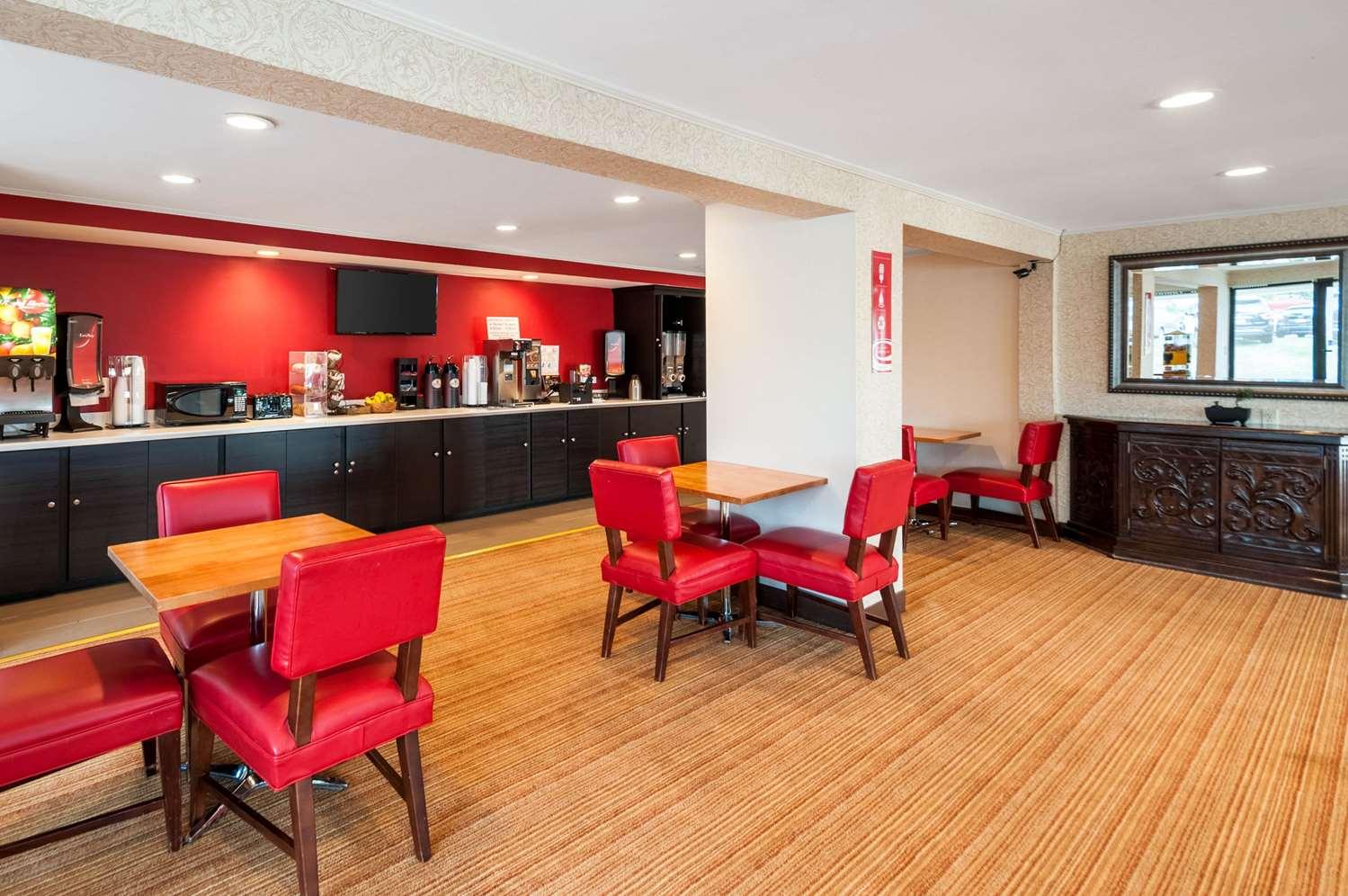 Restaurant - Econo Lodge Frederick