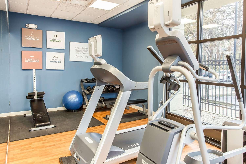 Fitness/ Exercise Room - Comfort Suites Ocean City