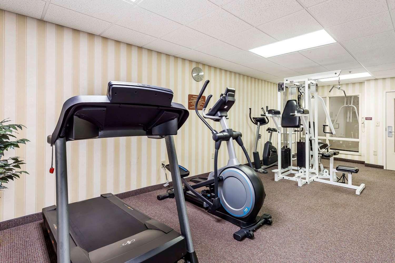 Fitness/ Exercise Room - Sleep Inn Jessup
