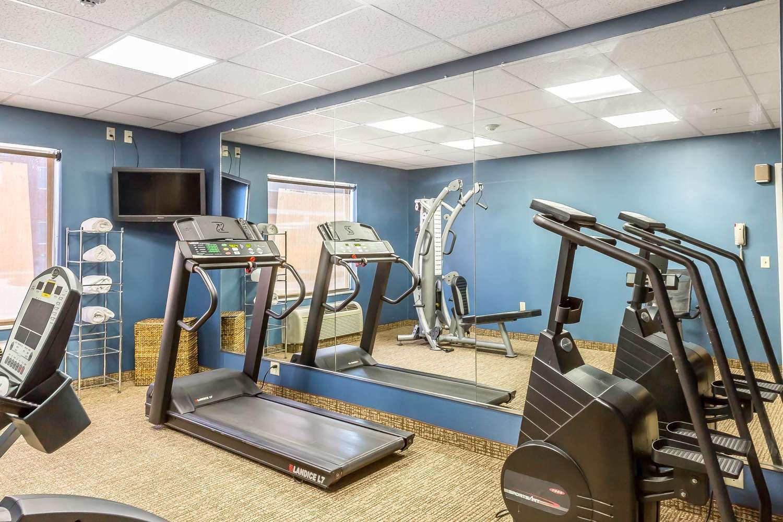 Fitness/ Exercise Room - Comfort Inn Frederick