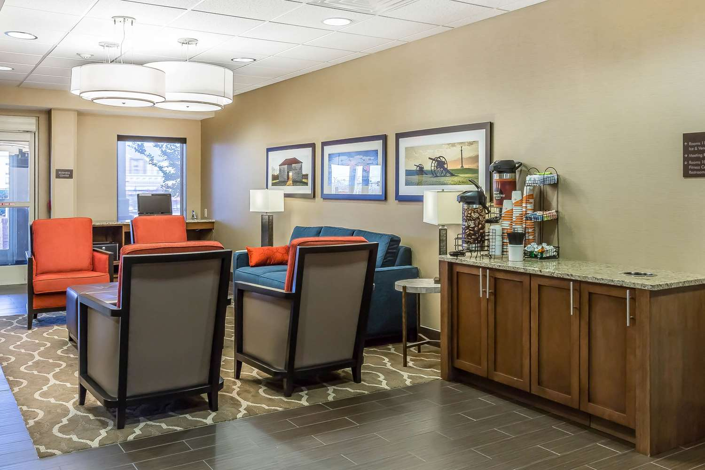 Lobby - Comfort Inn Frederick