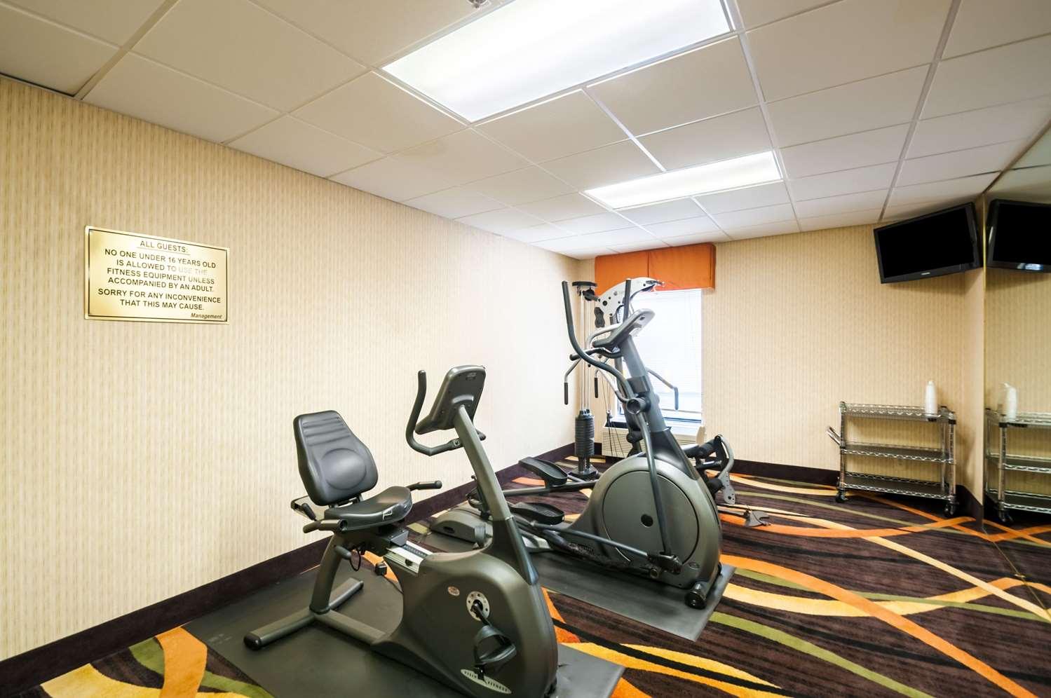 Fitness/ Exercise Room - Comfort Inn Towson