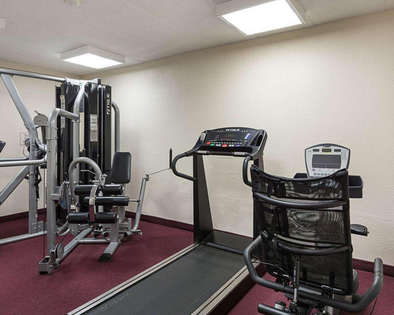 Fitness/ Exercise Room - Comfort Inn Oxon Hill