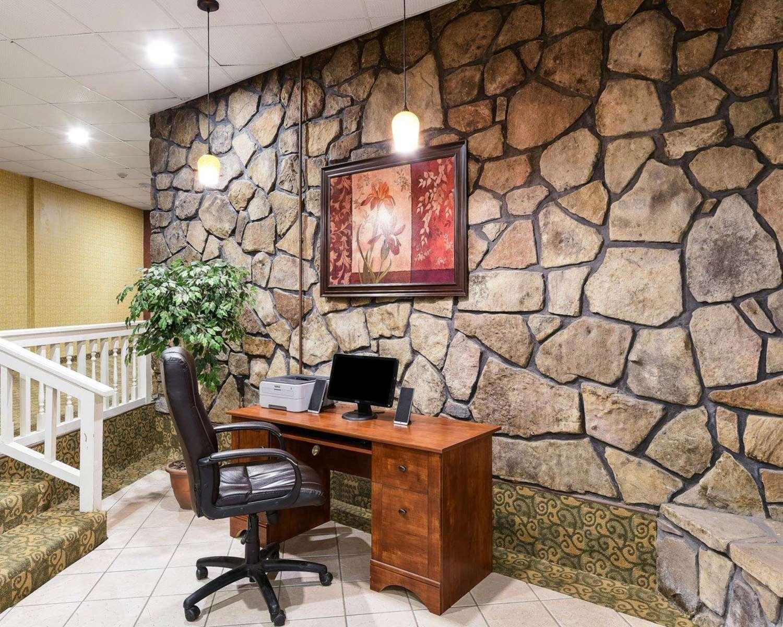 Conference Area - Comfort Inn Grantsville