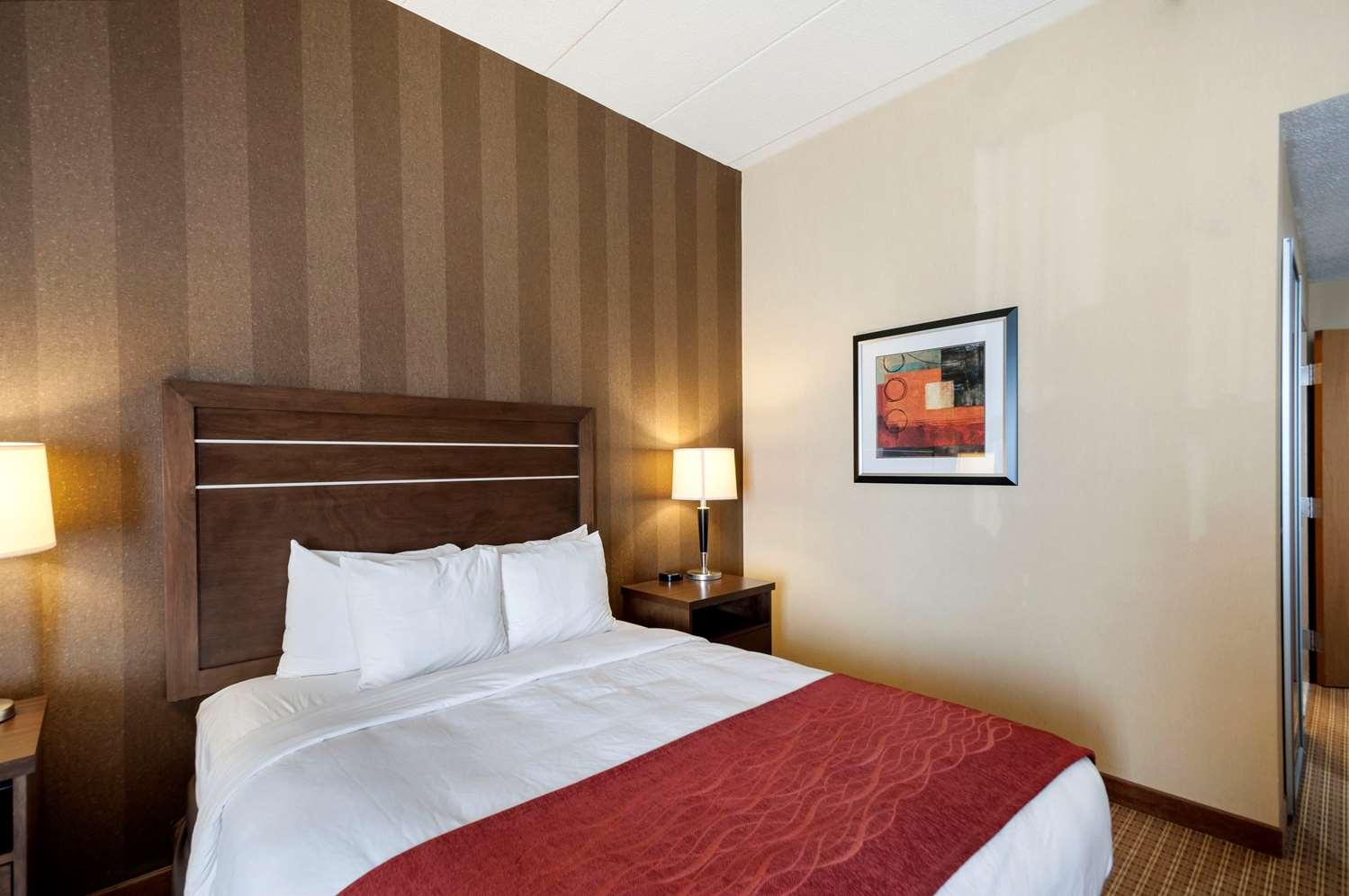 Suite - Comfort Inn & Suites Edgewood