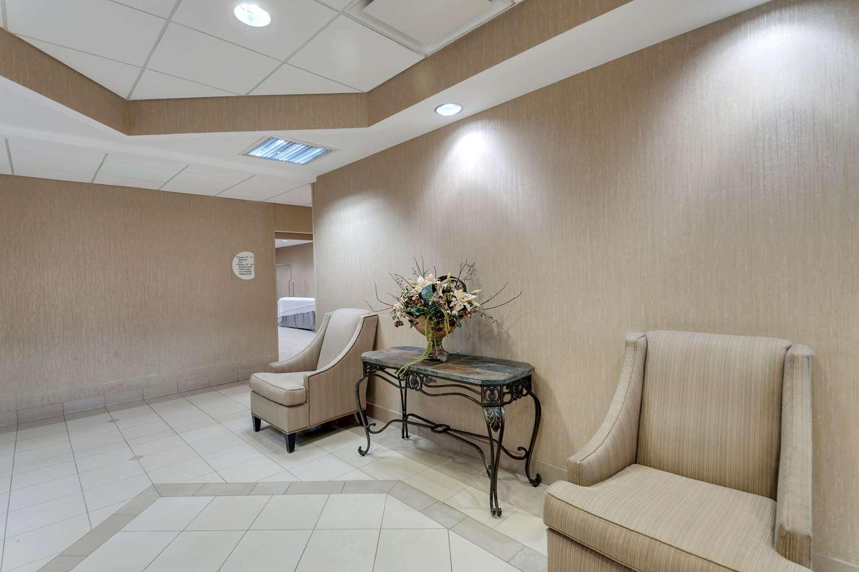 Lobby - Comfort Inn & Suites Edgewood