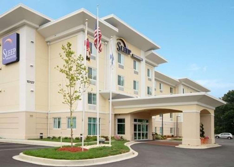 Exterior view - Sleep Inn & Suites Laurel
