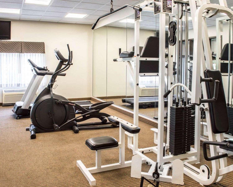 Fitness/ Exercise Room - Sleep Inn & Suites Laurel