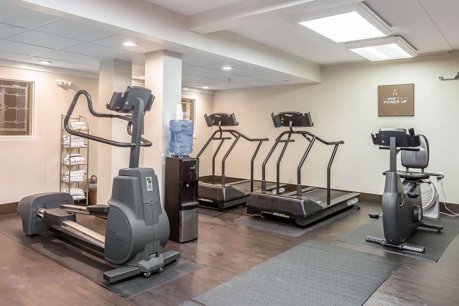 Fitness/ Exercise Room - Comfort Inn & Suites Aberdeen