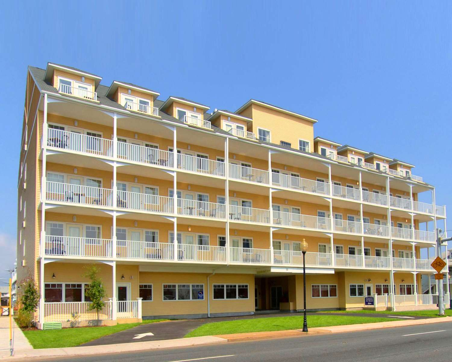 Exterior view - Gateway Hotel & Suites Ocean City