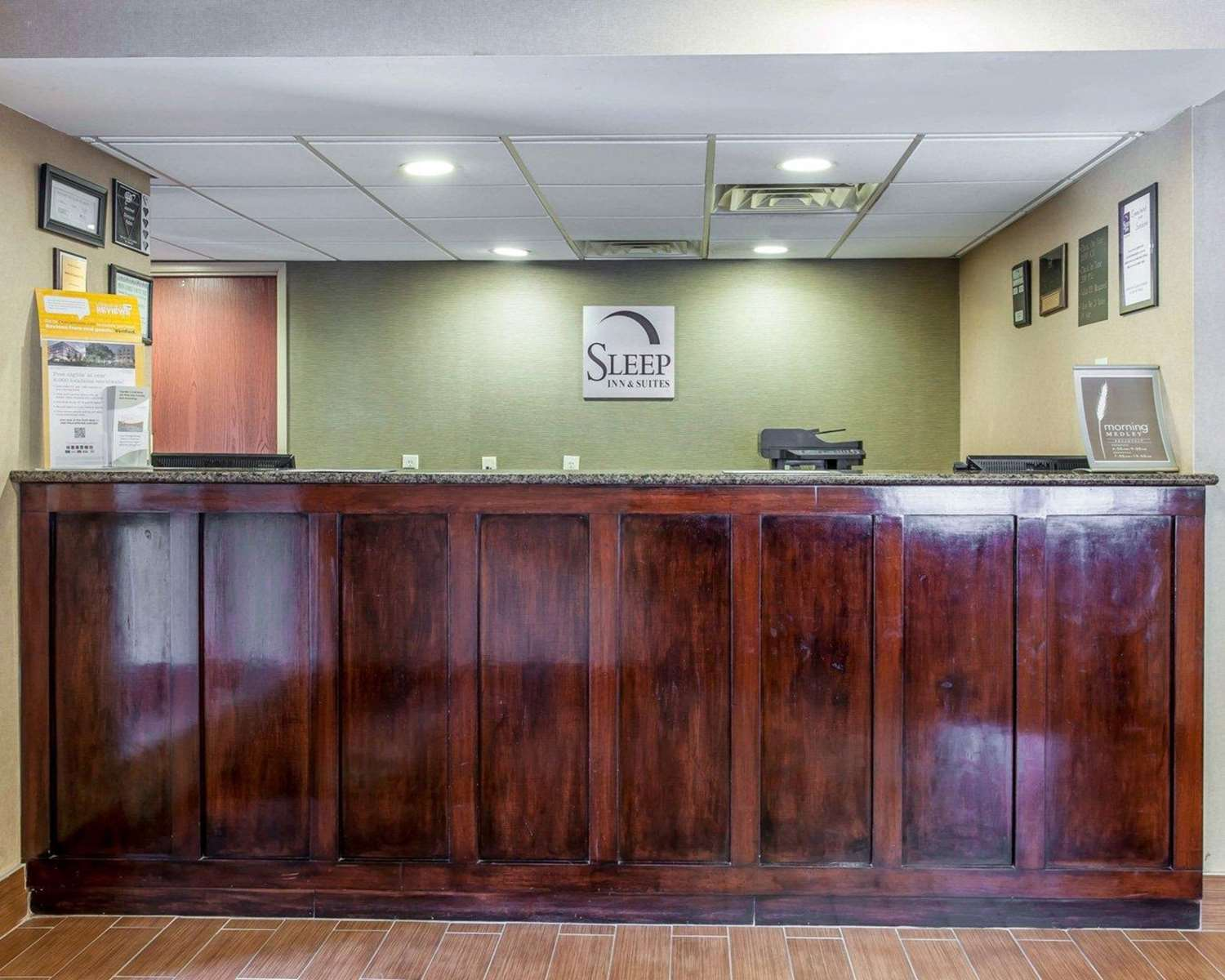 Lobby - Sleep Inn & Suites Upper Marlboro