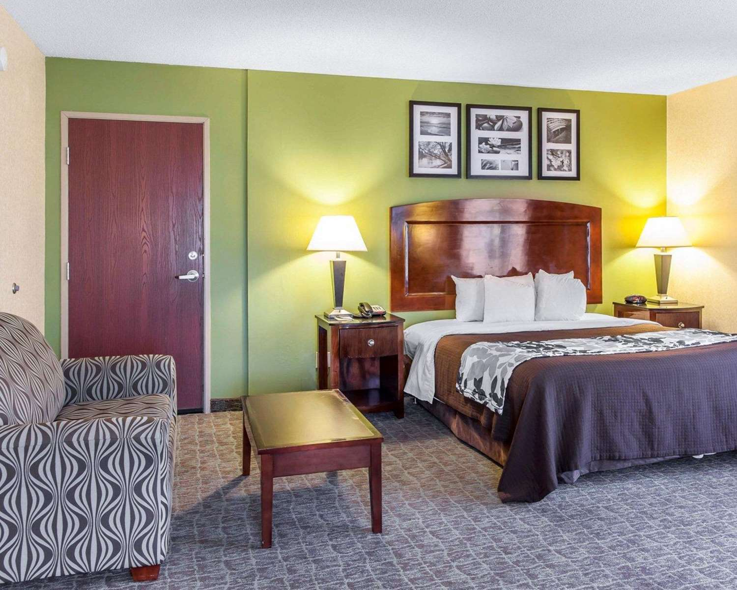 Room - Sleep Inn & Suites Upper Marlboro