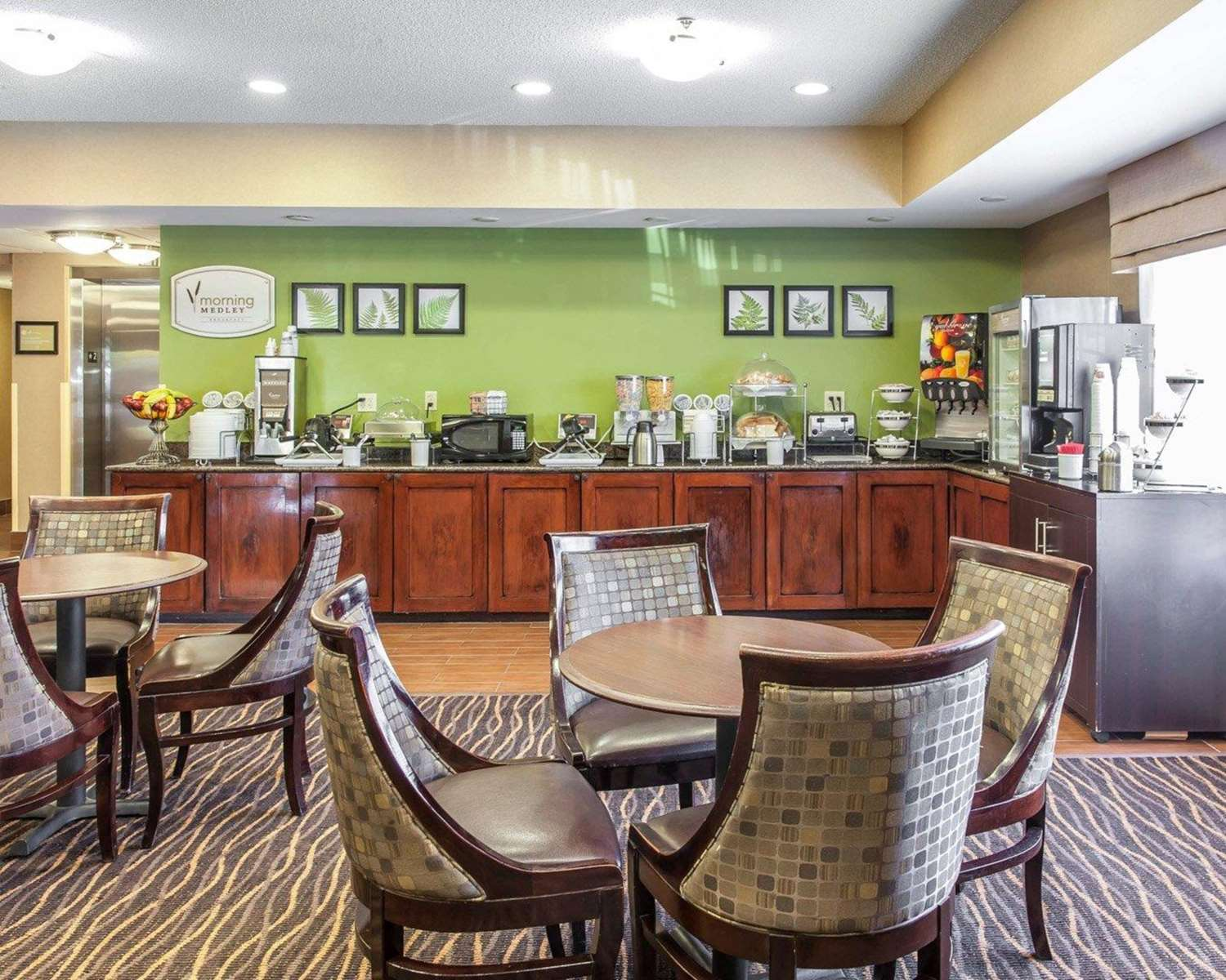 Restaurant - Sleep Inn & Suites Upper Marlboro