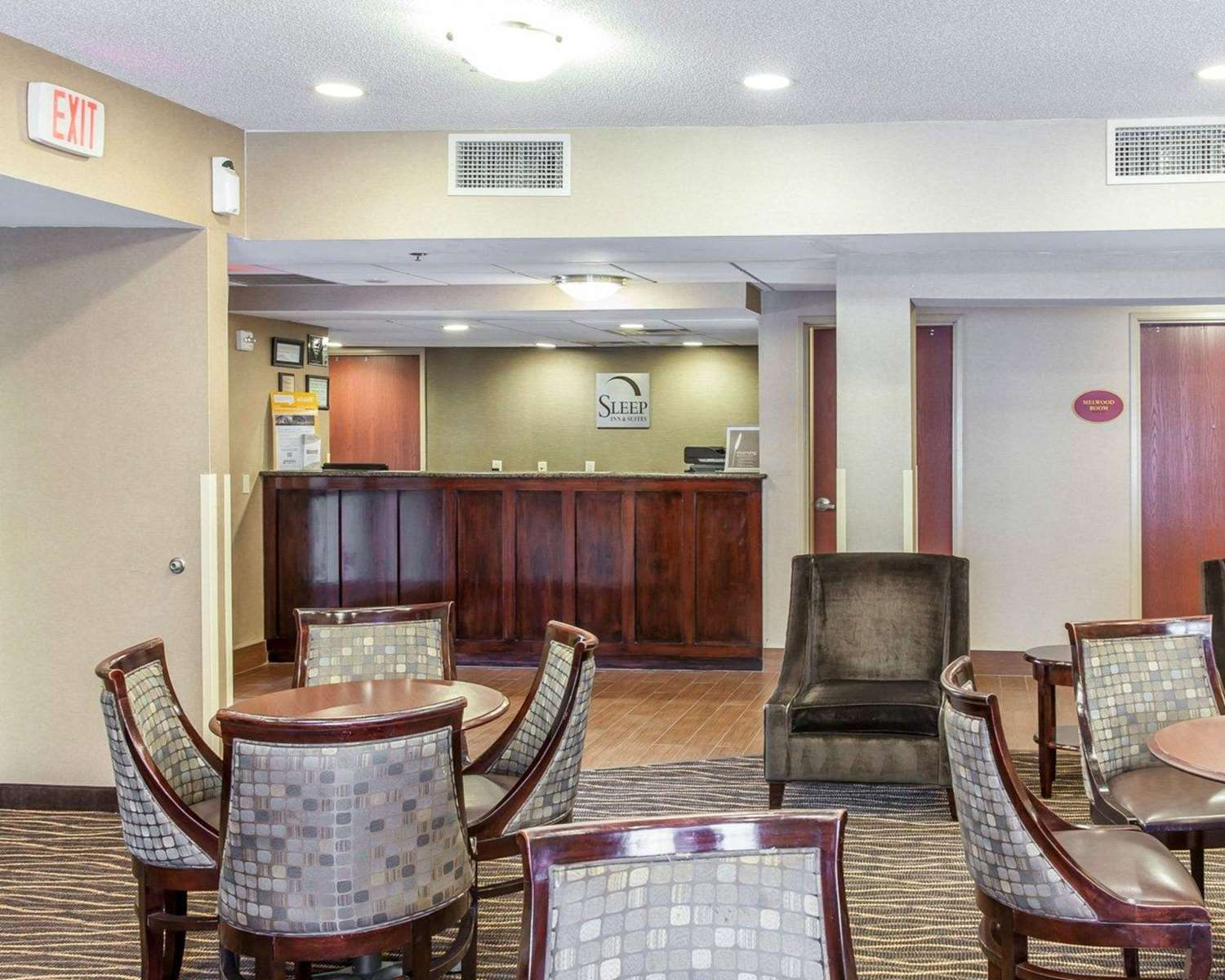 Pool - Sleep Inn & Suites Upper Marlboro