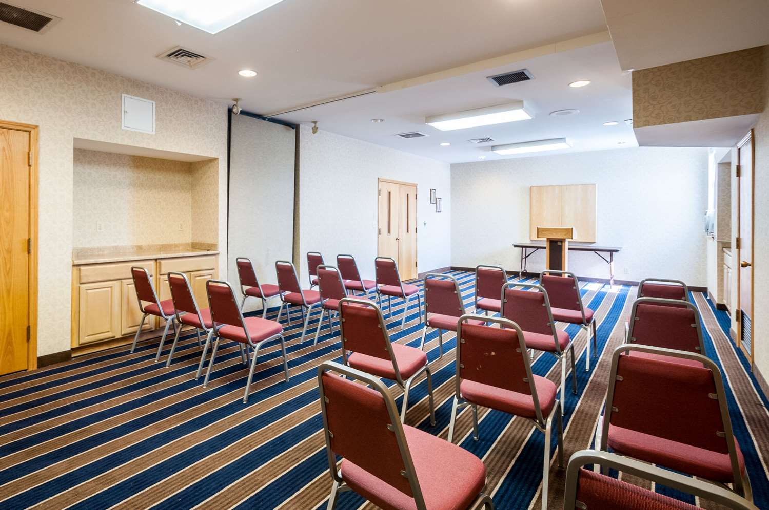 Meeting Facilities - Quality Suites Hunt Valley
