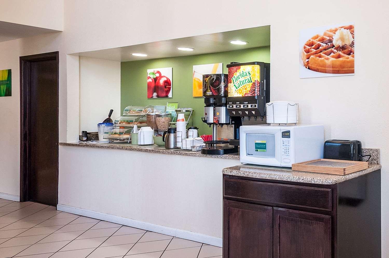 Restaurant - Quality Suites Hunt Valley